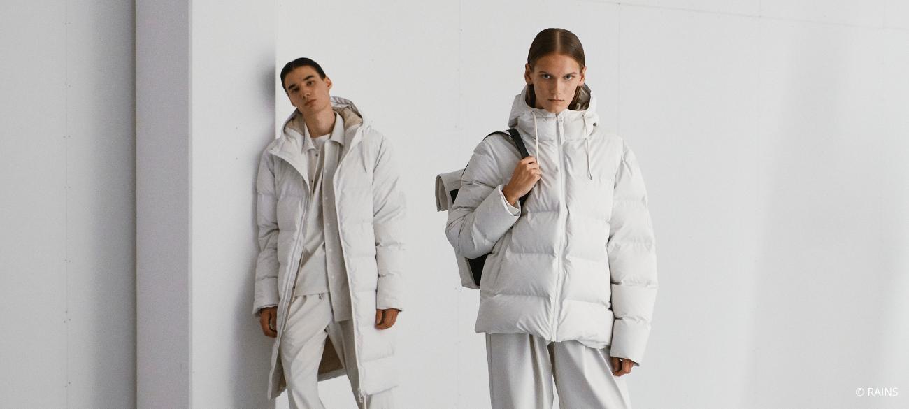 Puffercoats: comfortabel, opvallend en warm