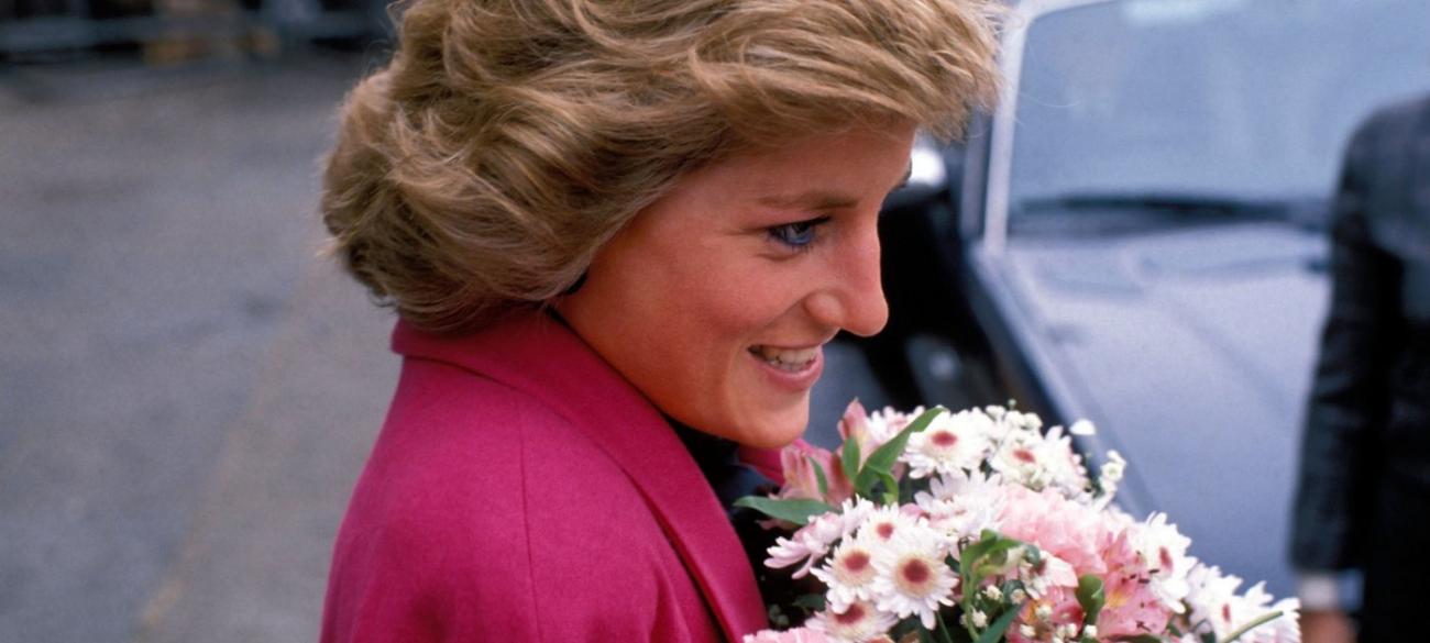 Hoe Princess Diana het grootste stijlicoon werd van 2020