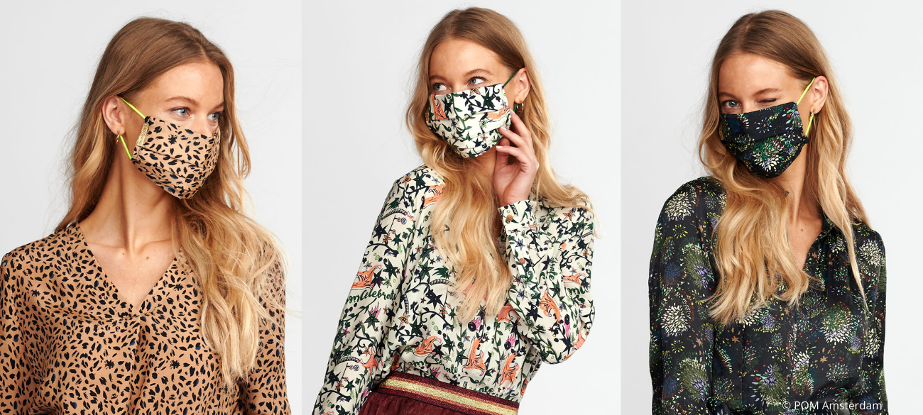 Social distancing, but make it fashion: face masks as the fashion statement of 2020