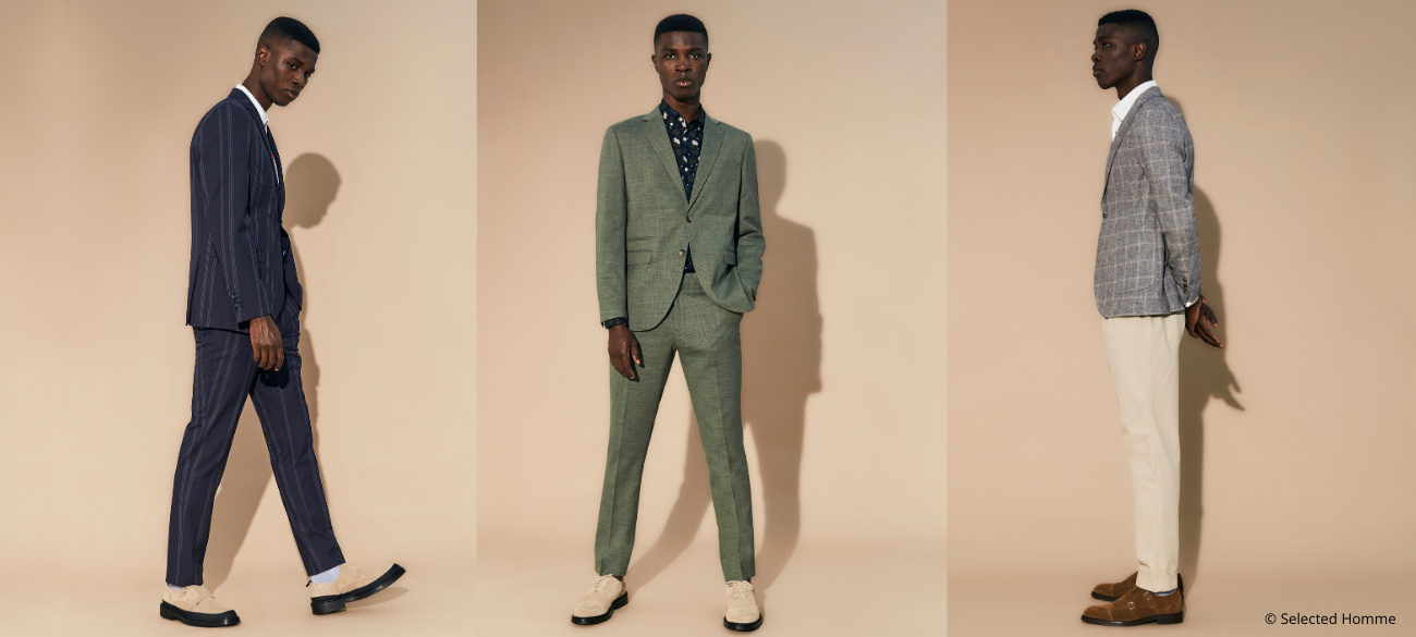 The men's suit: prepare to welcome it back in 2021!