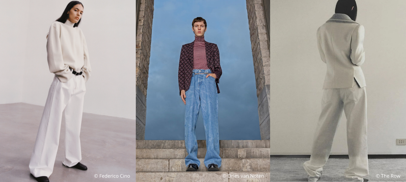Must-wear trend van fall/winter 2021-2022: A-Line Denim