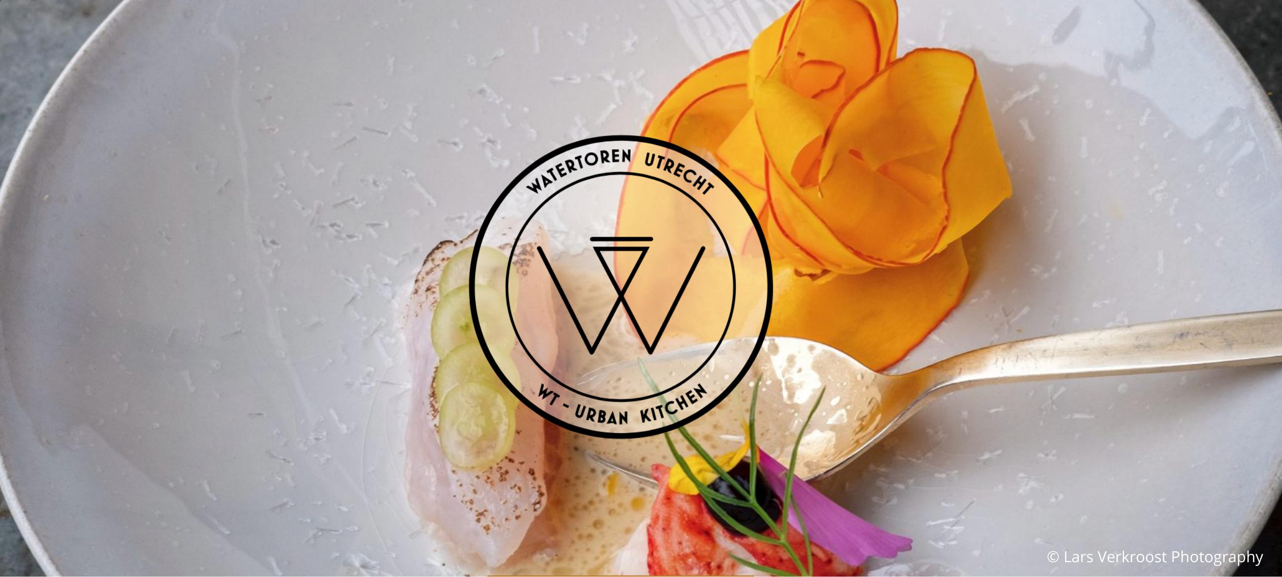 Modefabriek Must Eat: WT Urban Kitchen, high-level dining in Utrecht