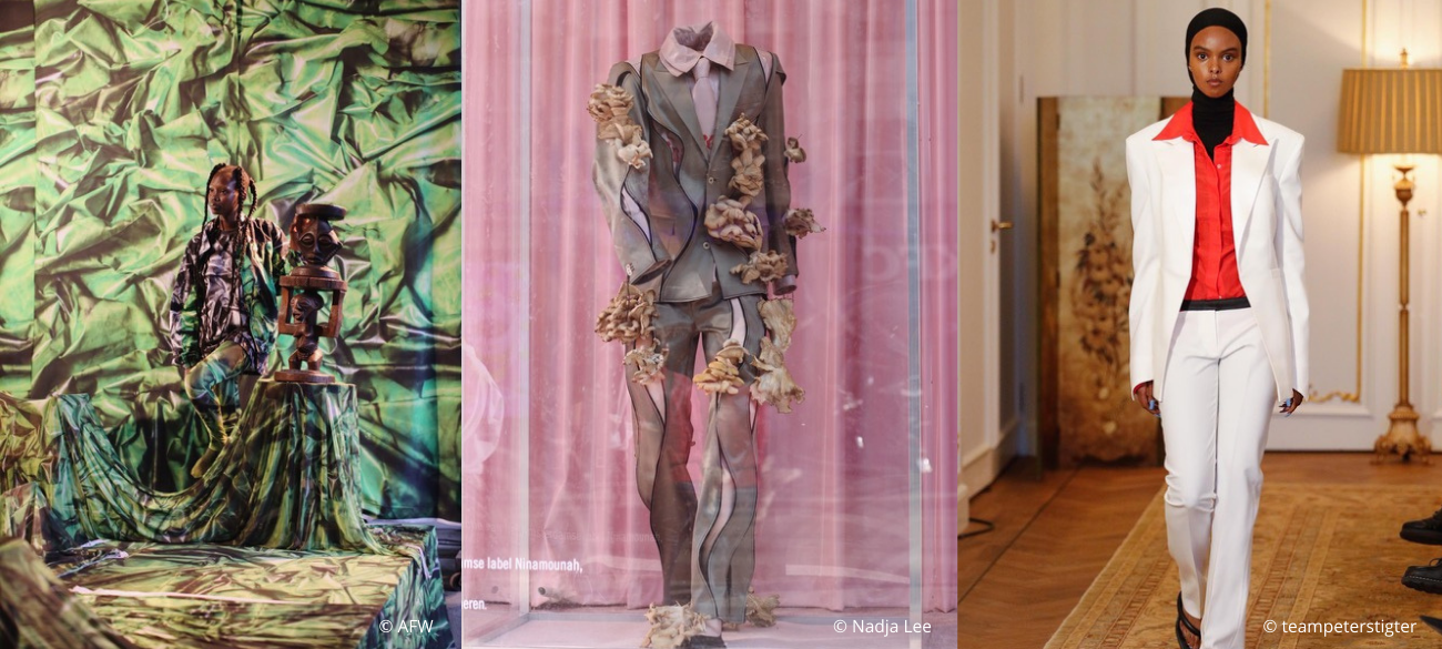 Nieuwe wereld; een inclusieve Amsterdam Fashion Week 2021