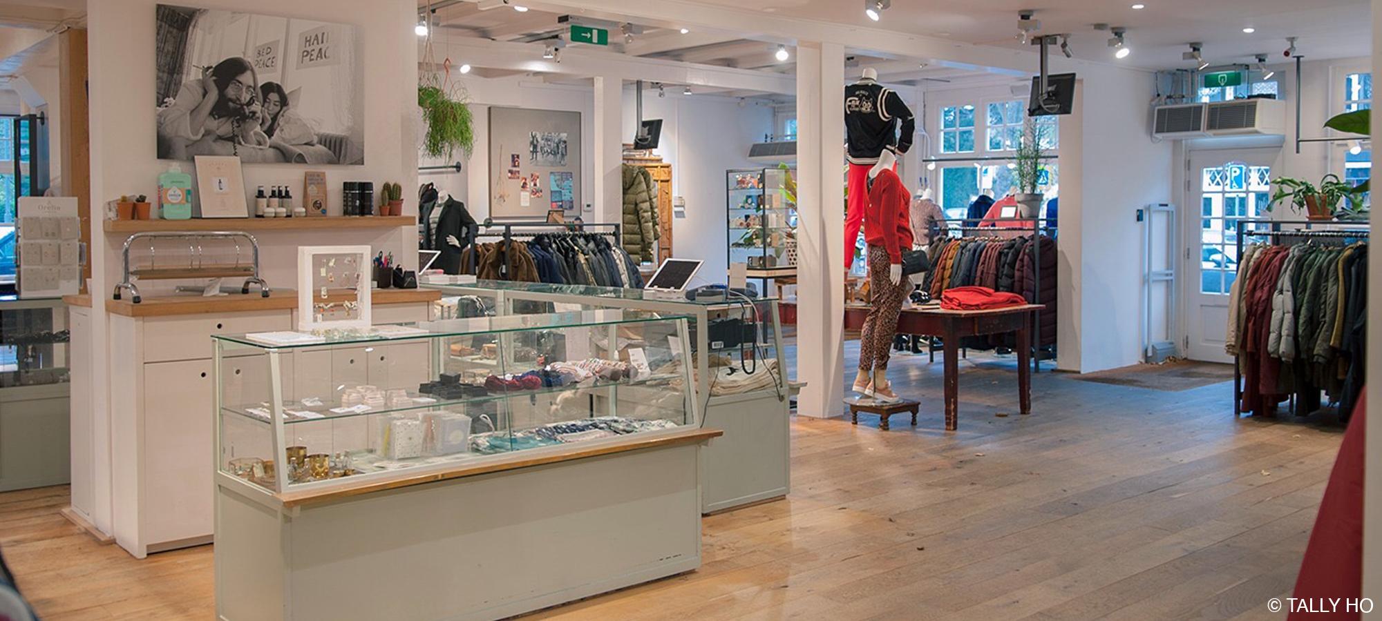 Meet The Buyers at Modefabriek: Tally-Ho