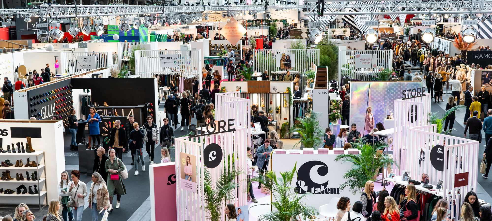 MODEFABRIEK: MORE BUSINESS.  MORE CONNECTIONS. MORE RELEVANCE.