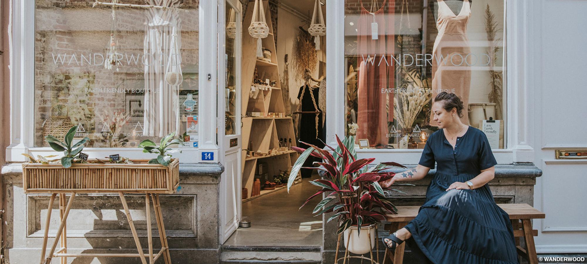 Meet The Buyers at Modefabriek: WanderWood
